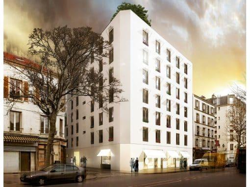 52 logements à Clichy-la-Garenne