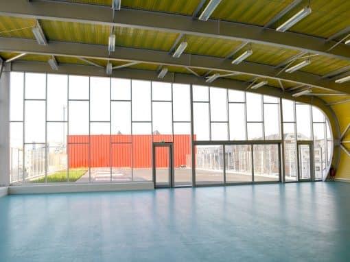 Issy-les-Moulineaux – Groupe scolaire quai des Chartreux