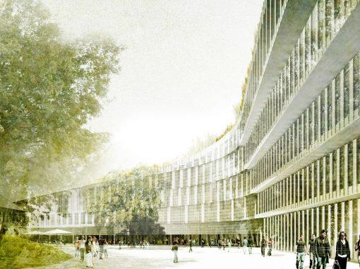 Amiens (60) – Pôle universitaire Jules Verne