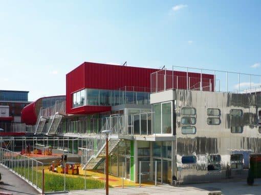 Issy-les-Moulineaux (92) – Groupe scolaire quai des Chartreux