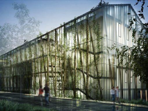 Maison de la Jeunesse et de la Culture – Chaville (92)