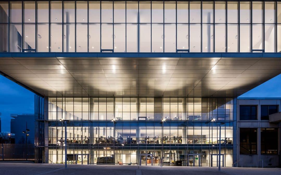 Inauguration Bibliothèque Universitaire Edgar Morin – 28 mars 2018