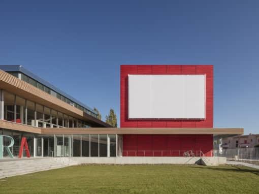 Médiathèque, Centre Social et Espace numérique AGORA – Metz (57)