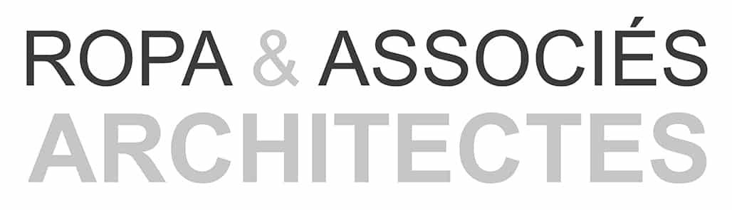 ROPA & ASSOCIÉS ARCHITECTES