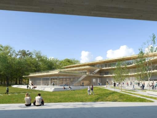 Restructuration et extension du Lycée Nadar – Draveil (91)
